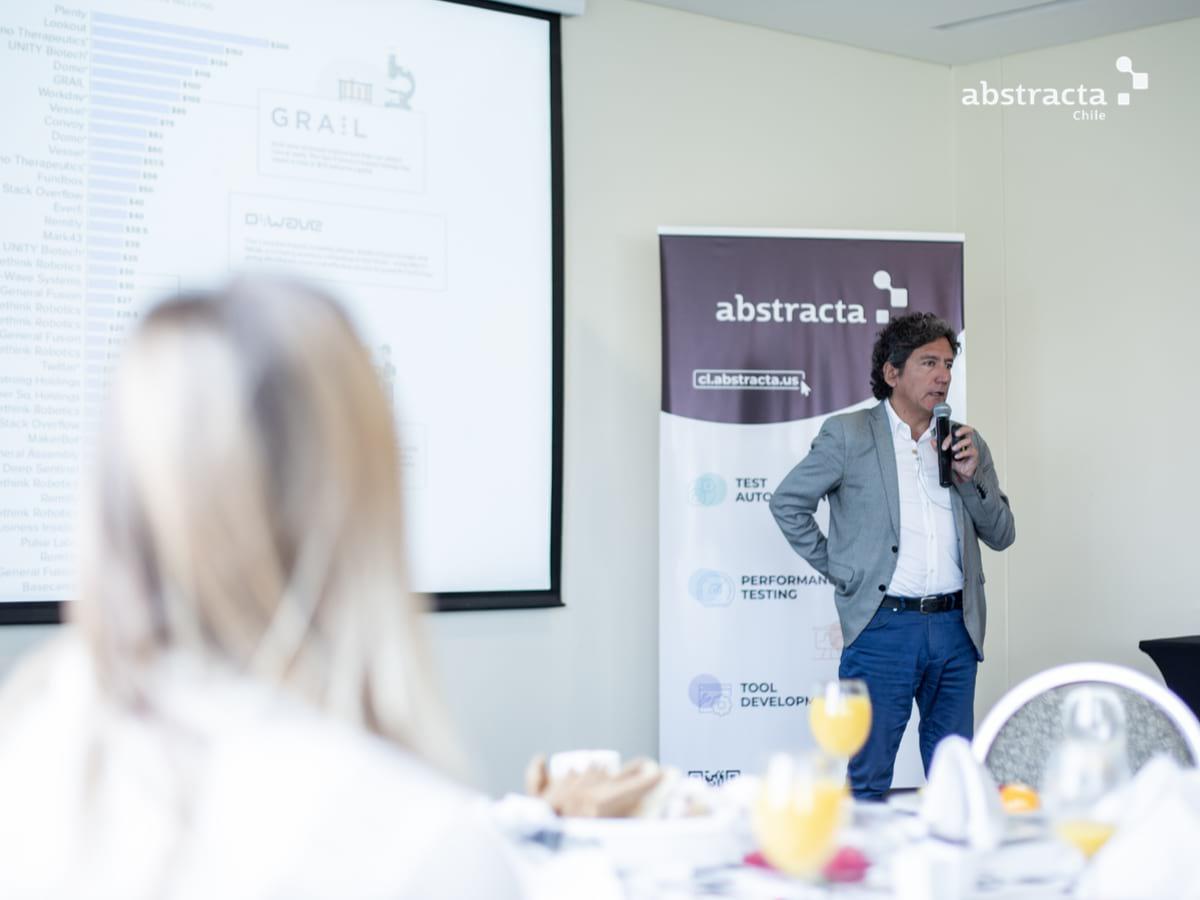 Ramón Heredia es Director Ejecutivo de Digital Bank Latam