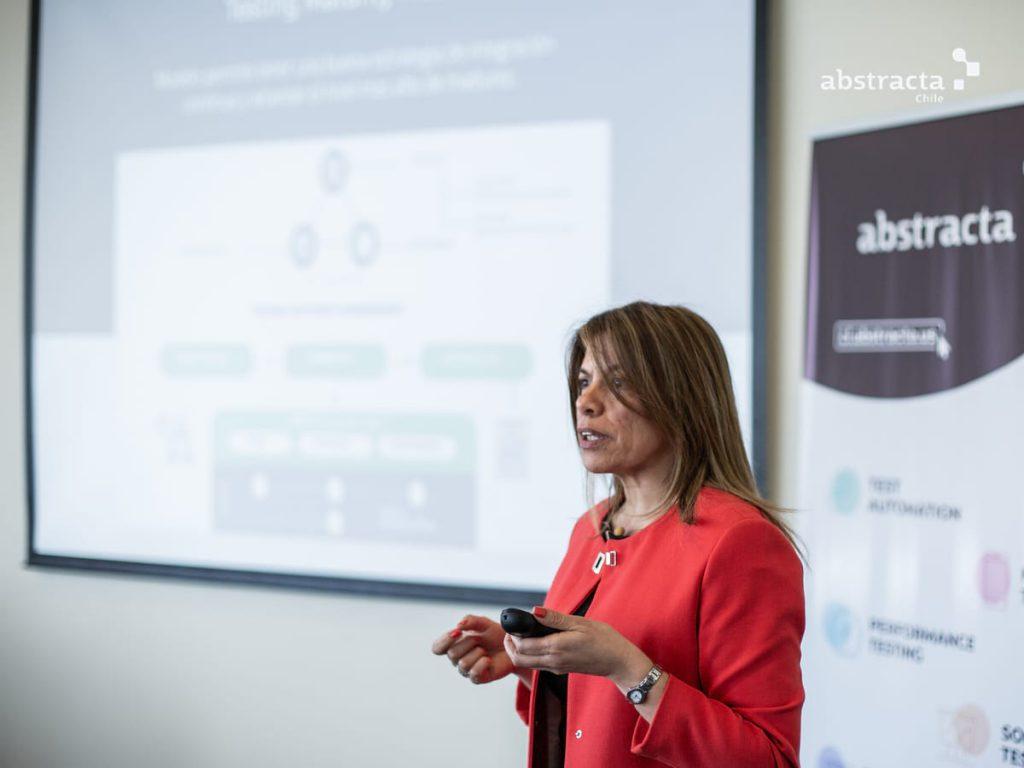 Mariana Inés Salaberry es CSO en Abstracta Chile, compañía líder de software testing