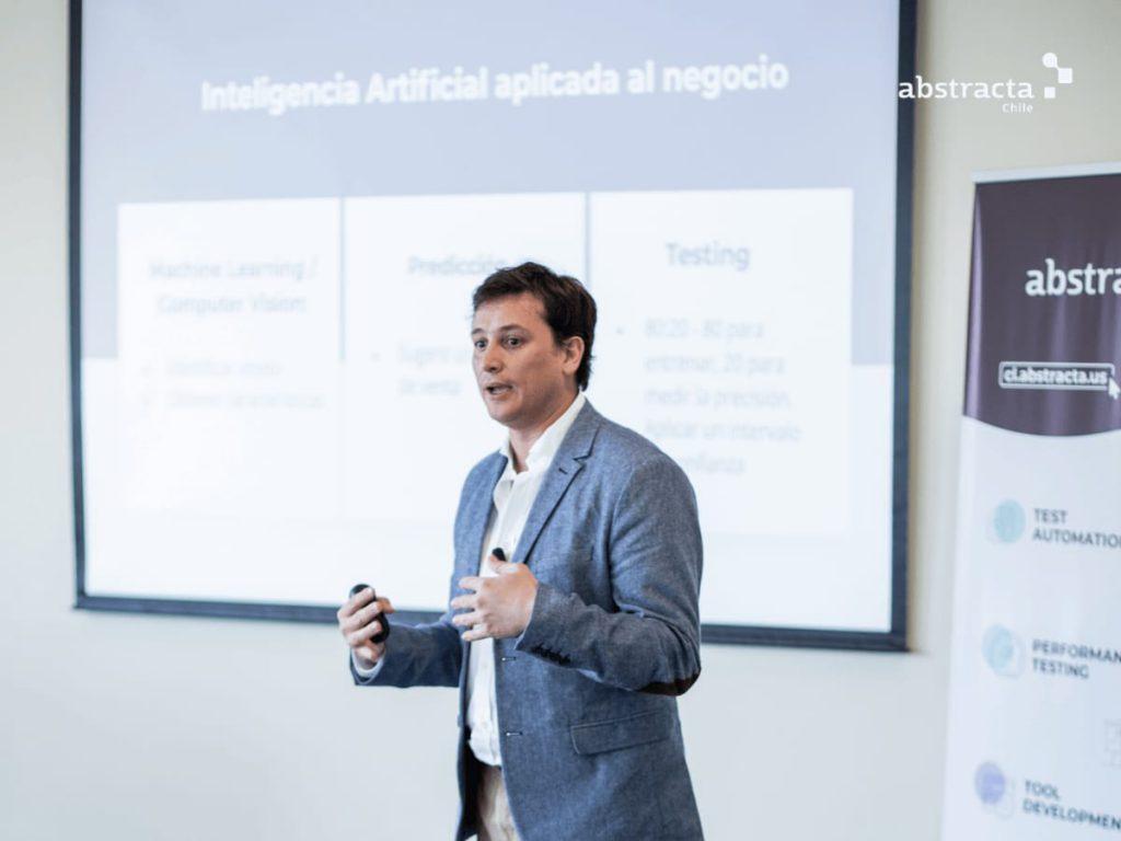 Fabián Baptista es el CTO de Apptim, compañía internacional de Mobile Performance y Mobile Testing