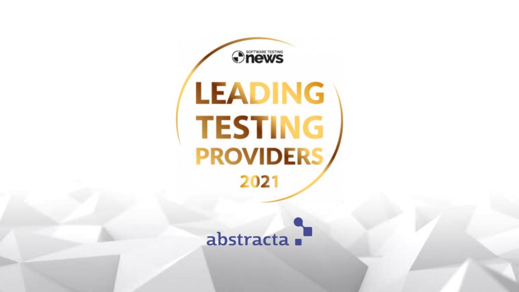 Abstracta, Empresa Líder de Testing de Software y QA por Test Magazine en 2021