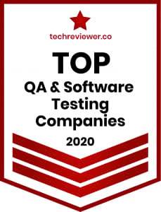 Top QA & Software Testing Companies 2020 by Techreviewer