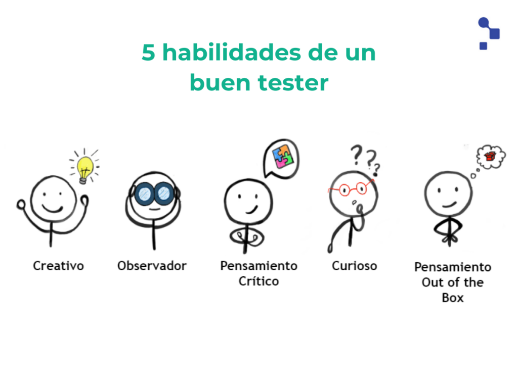 Cinco habilidades esenciales que debe tener un tester de software
