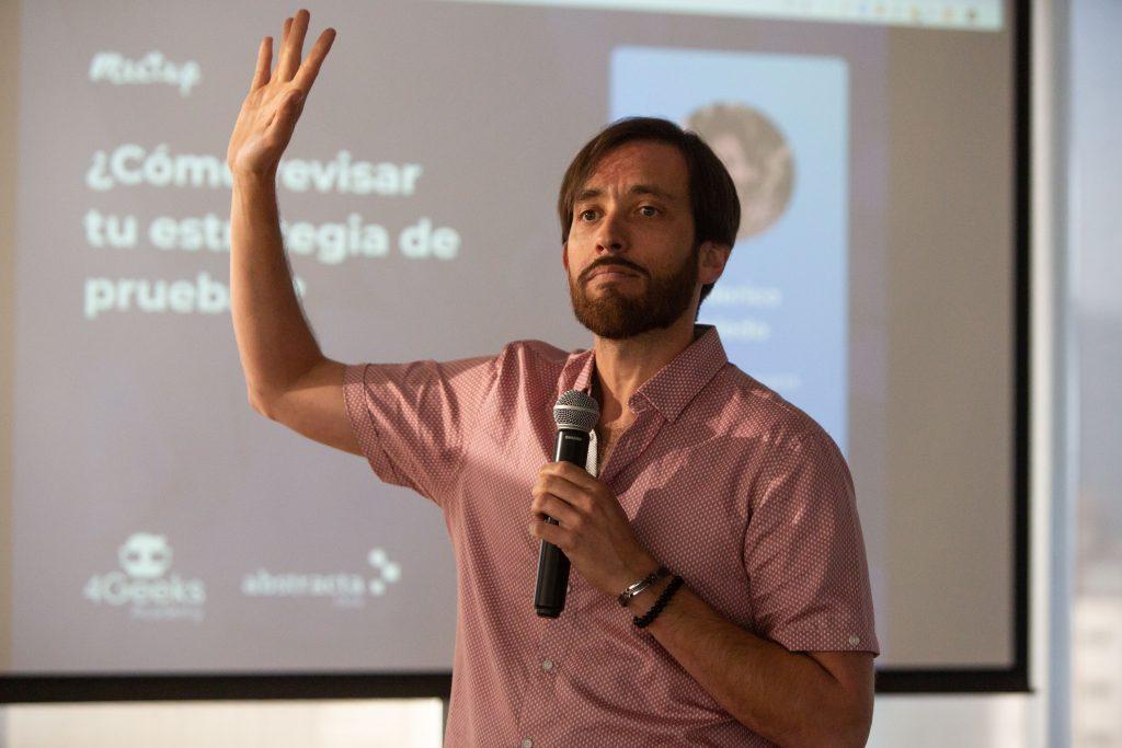 ¿Cómo revisar la estrategia de pruebas?: Meetup con Federico Toledo
