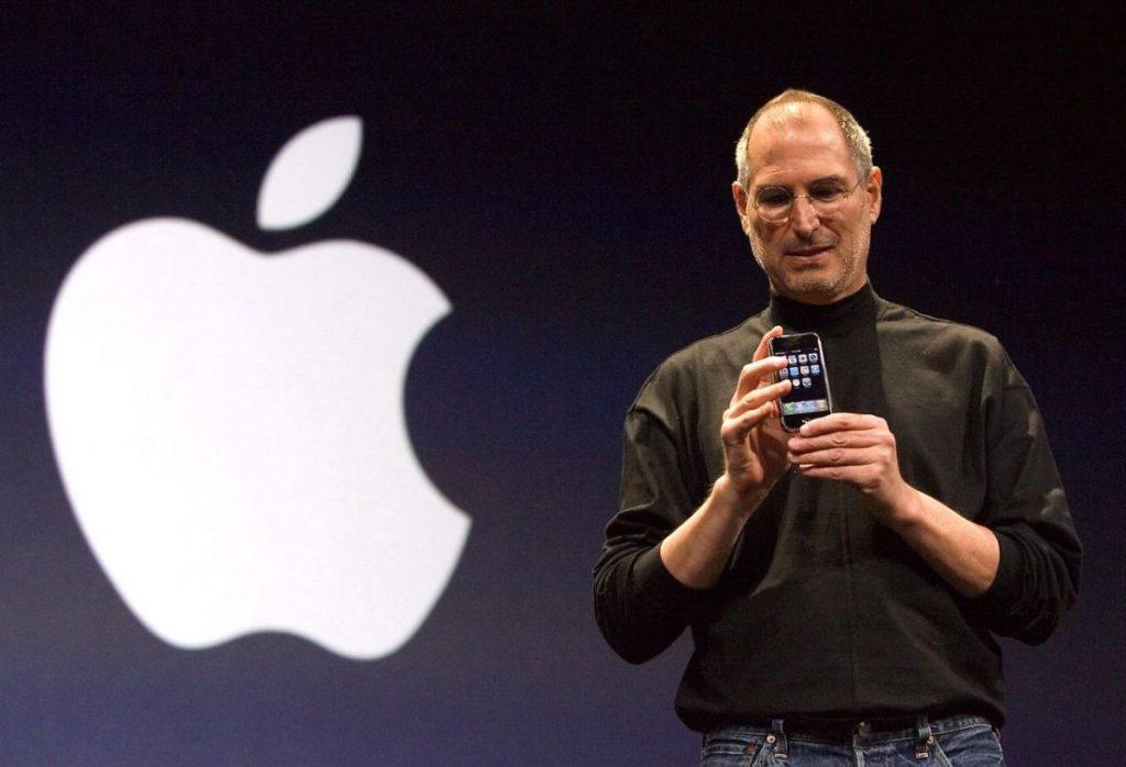 The iPhone introduction, Macworld, 9 Jan 2007 by Steve Jobs