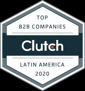 Top empresas B2B de Latinoamérica en 2020 por Clutch