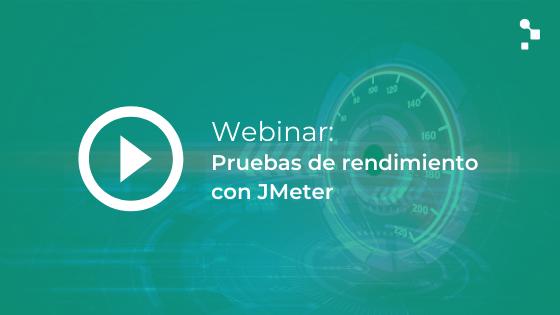 Webinar sobre Introducción a las pruebas de rendimiento con JMeter (Open Source) con Ricardo Poleo, Java Software Developer en Abstracta Chile en la Expo Software 2020, organizada por la Pontificia Universidad Católica de Valparaíso