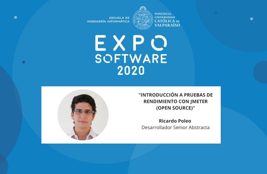 Introducción a pruebas de rendimiento con JMeter - Ciclo de Charlas Expo Software 2020
