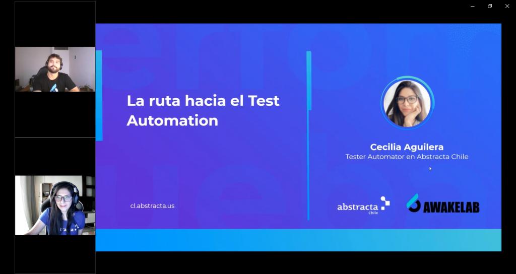 Webinar: La ruta hacia el Test Automation