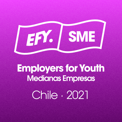 Estudio Employers for Youth (EFY) Chile 2021