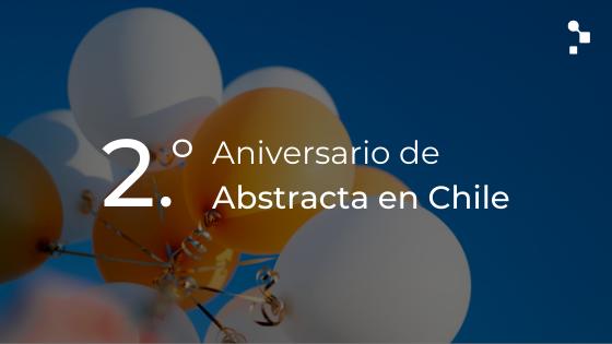 Segundo Aniversario de Abstracta en Chile